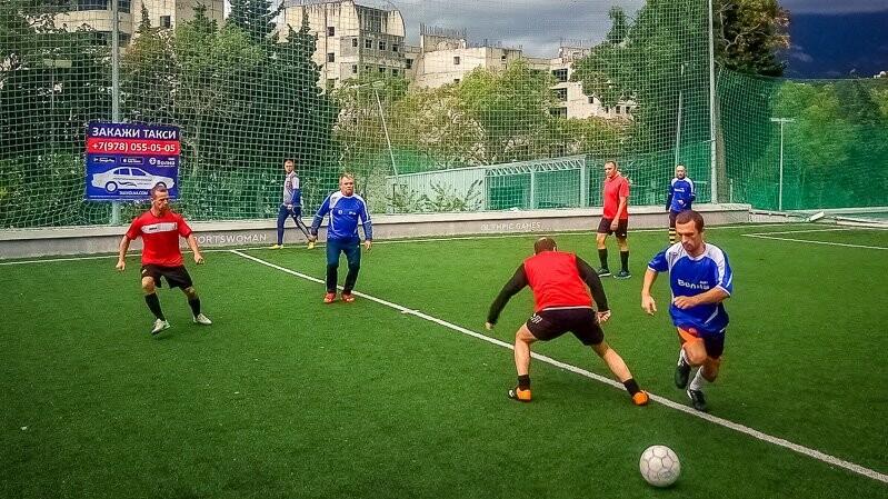 Севастопольские ветераны выиграли в Ялте мини-футбольный Кубок «Волны», фото-3