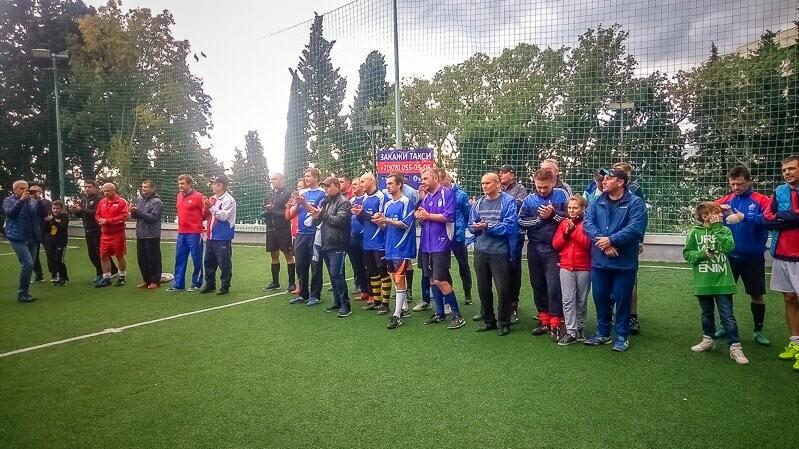 Севастопольские ветераны выиграли в Ялте мини-футбольный Кубок «Волны», фото-4
