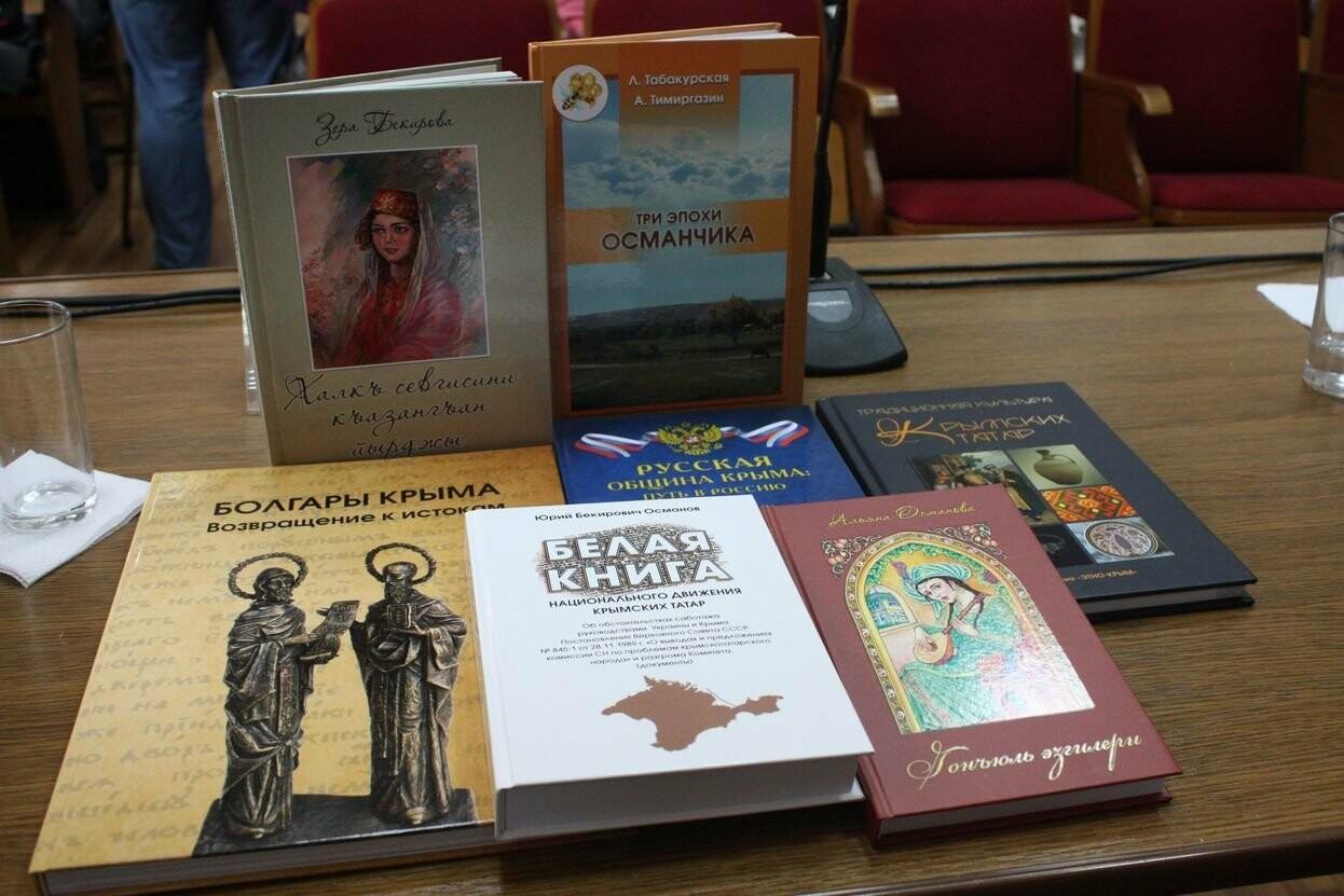 В Ялте прошла конференция «Многонациональный Крым: диалог культур, религий, народов», фото-3