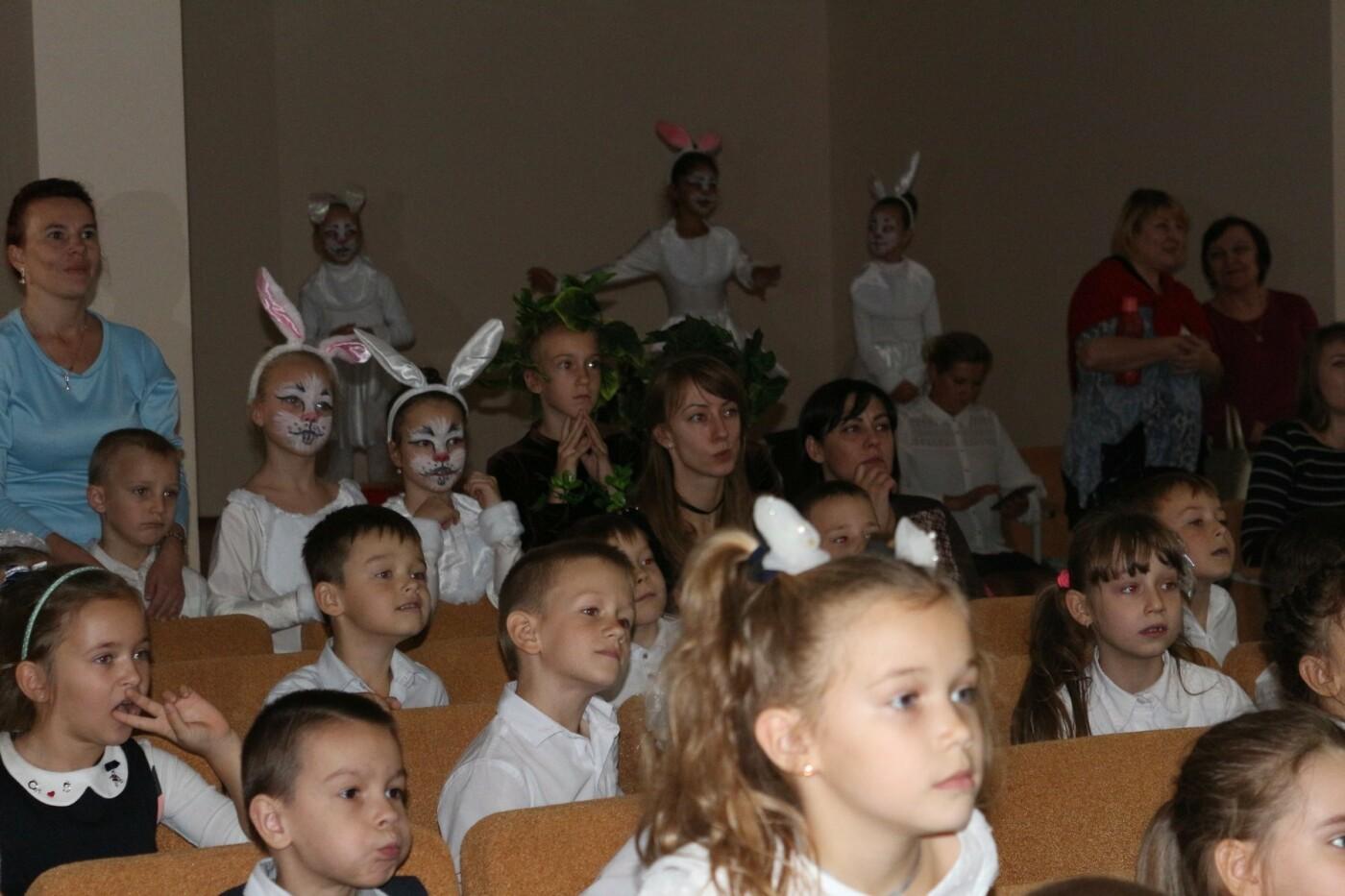 Юных школьников Ялты из ЯСШК №1 посвятили в первоклассники, фото-1