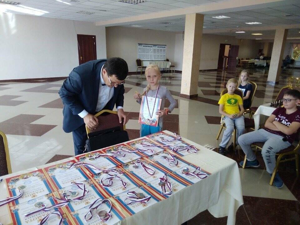 Марина Каменская из Ялты завоевала золотую медаль по классическим шахматам  Первенства ЮФО, фото-1