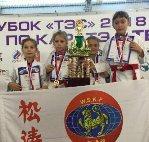 Ялтинские каратисты спортивного клуба «Ирбис» снова стали чемпионами, фото-1