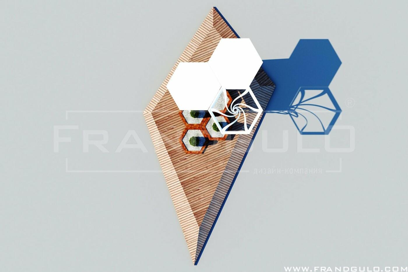 Дизайн-компания FRANDGULO разработала проект, который преобразит въездную часть Ялты , фото-4