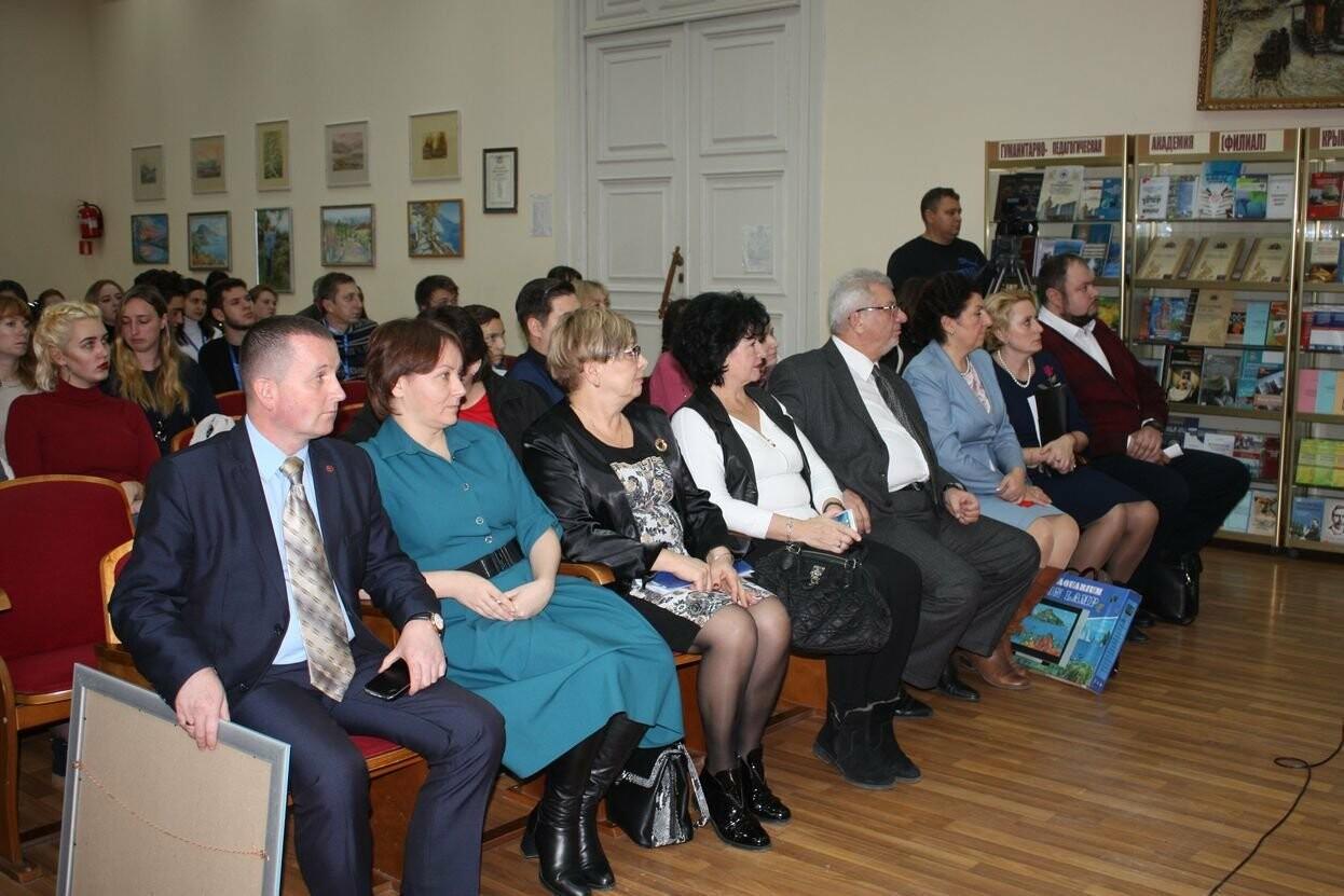 В Ялте чествовали студентов с особыми потребностями, фото-1