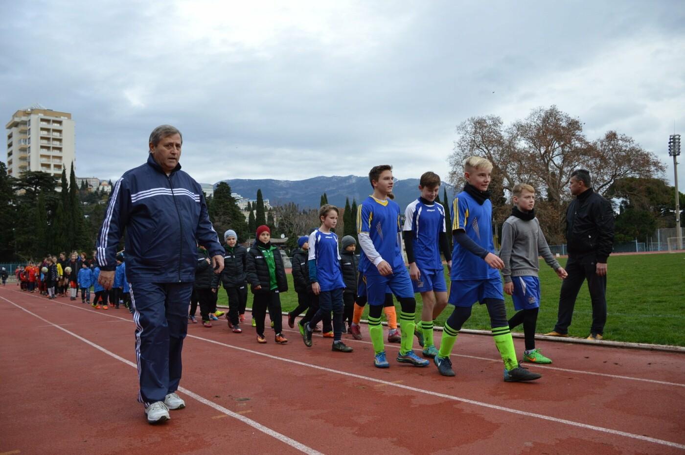 В Ялте отпраздновали Международный день футбола , фото-2