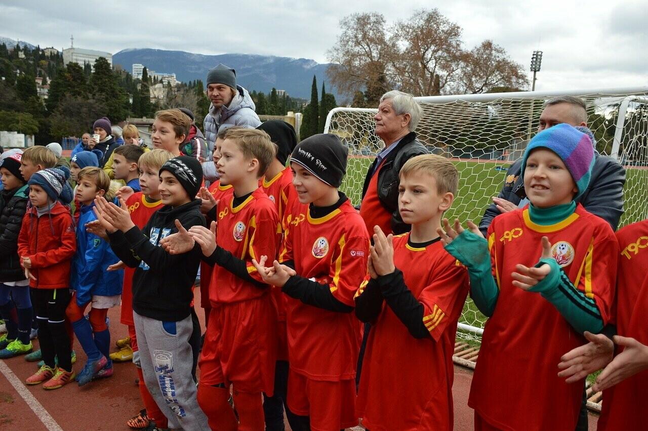 В Ялте отпраздновали Международный день футбола , фото-1