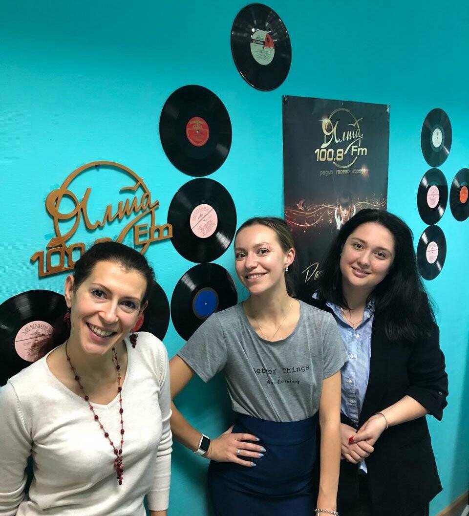 В Ялте состоялся первый выпуск нового радио-шоу «О чем говорят женщины», фото-1