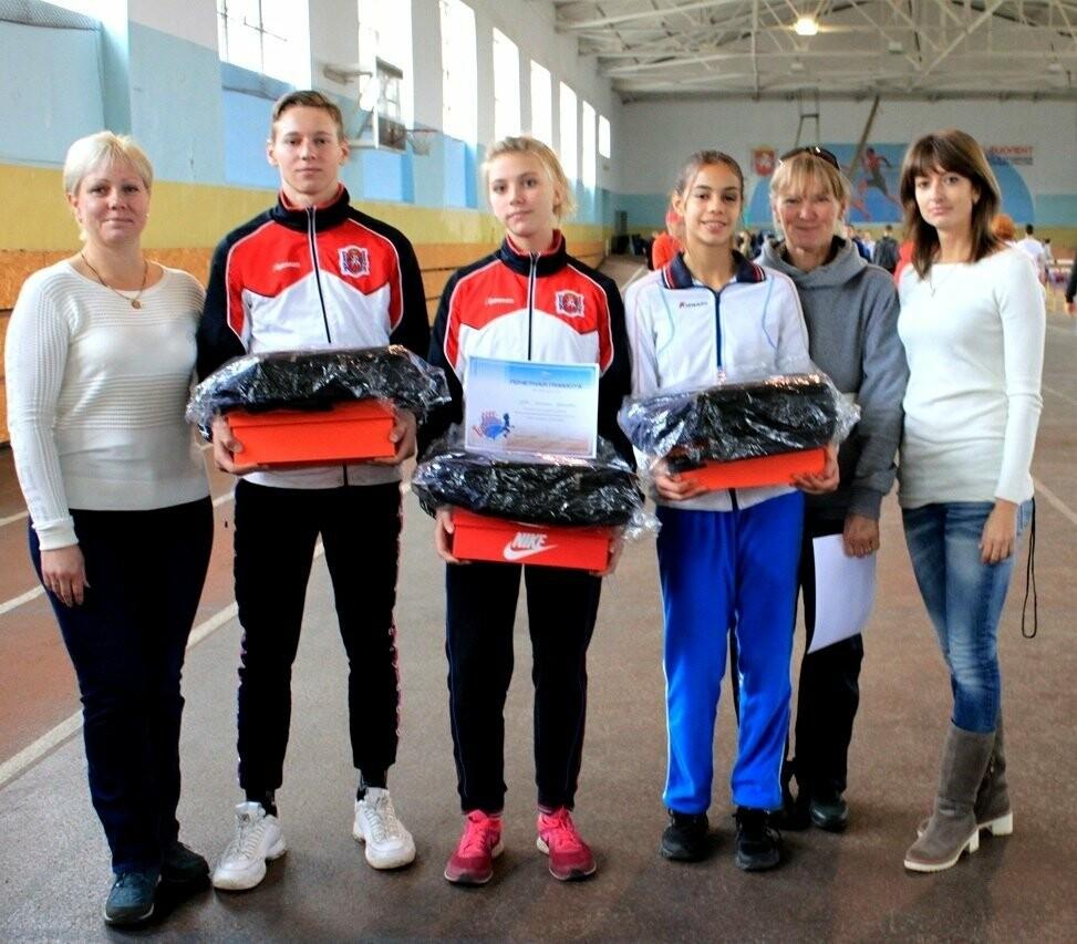 Ялтинские легкоатлеты  стали лауреатами Всероссийского проекта «Тысяча талантов» , фото-1