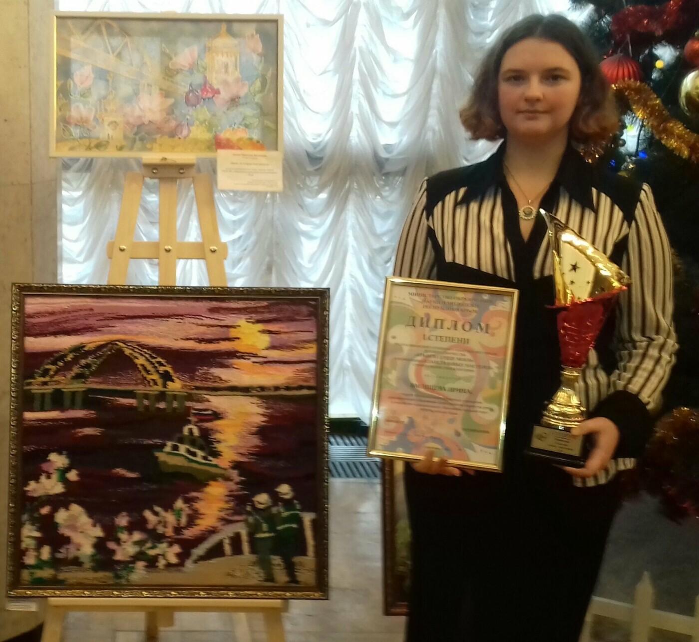 Мия Козорез и Ирина Васищева из Ялты  стали победителями конкурса «Крым в сердце моём», фото-1