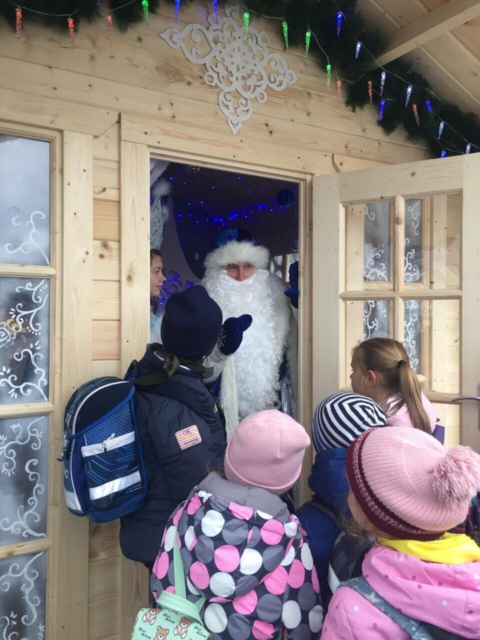 Фотофакт: в Ялте открылась приемная Деда Мороза , фото-1