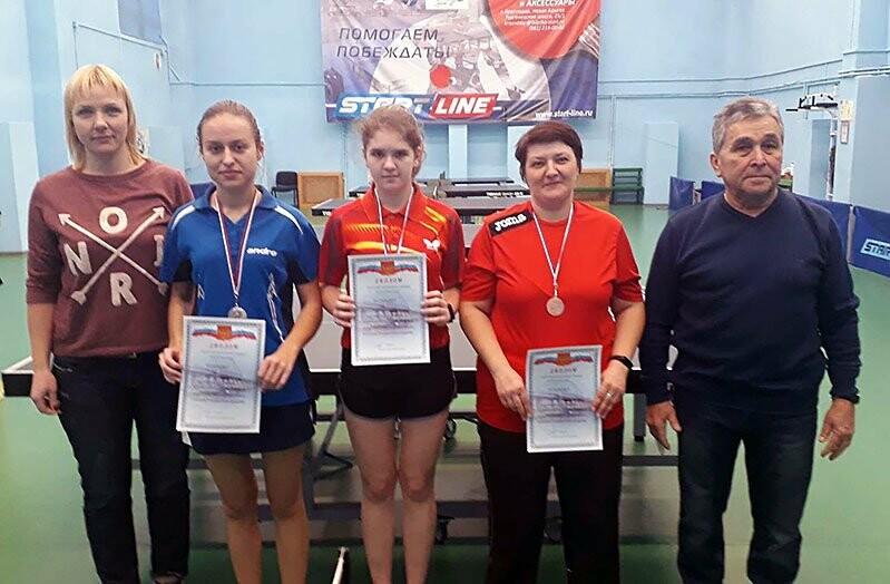 Наталия Шинковенко из Ялты стала чемпионкой  Крыма по настольному теннису, фото-1