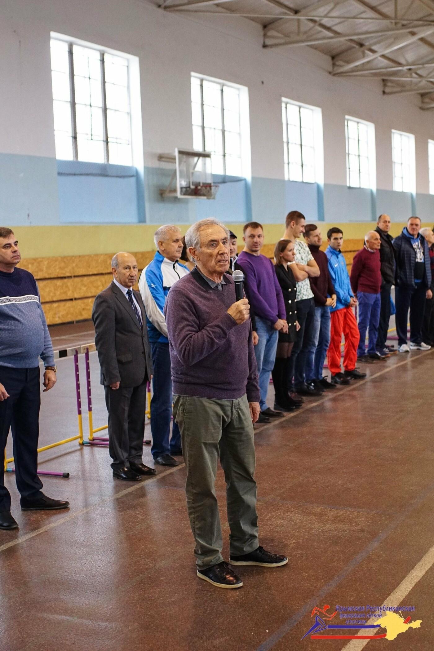 Ялтинские легкоатлеты  стали победителями  Кубка Республики Крым , фото-1