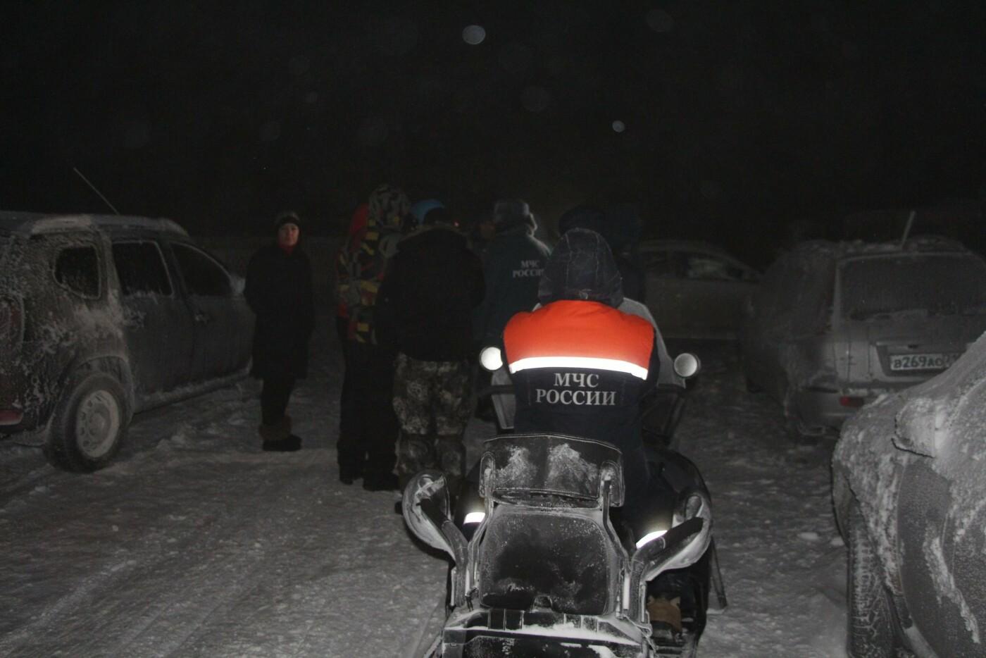 ВИДЕО: спасатели почти 12 часов оказывали помощь туристам, заблокированным на плато Ай-Петри, фото-2