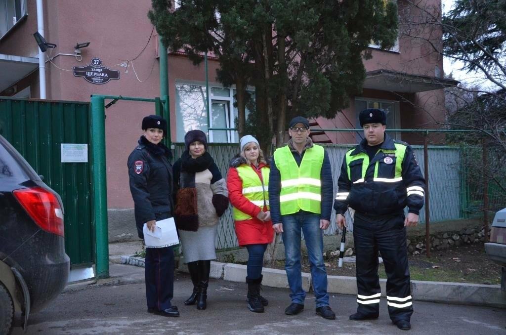 В Ялте проводится рейд «Родительский патруль», фото-1