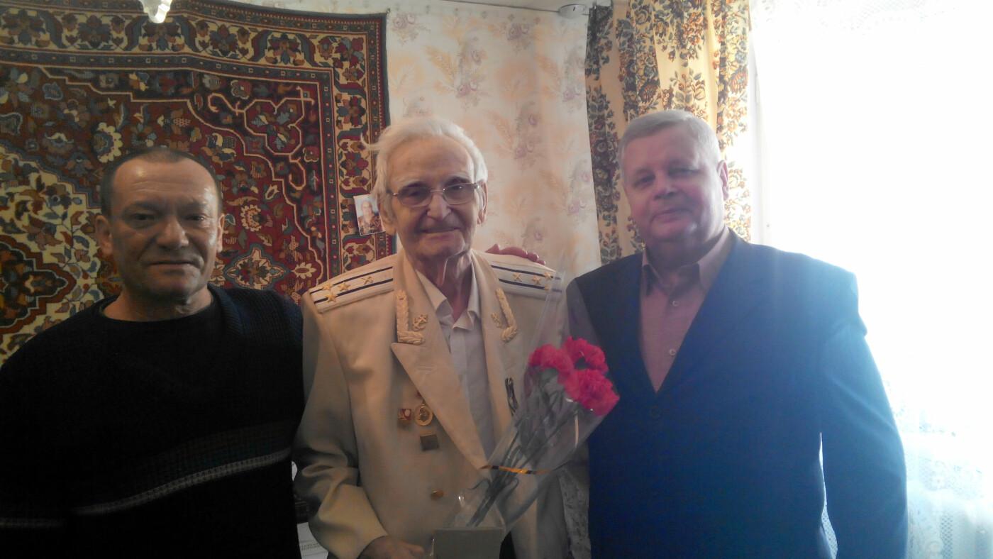 Анна Семендяева, Эдуард Луганский и Зоя Клевцова из Ялты  отпраздновали 90-летний юбилей , фото-2