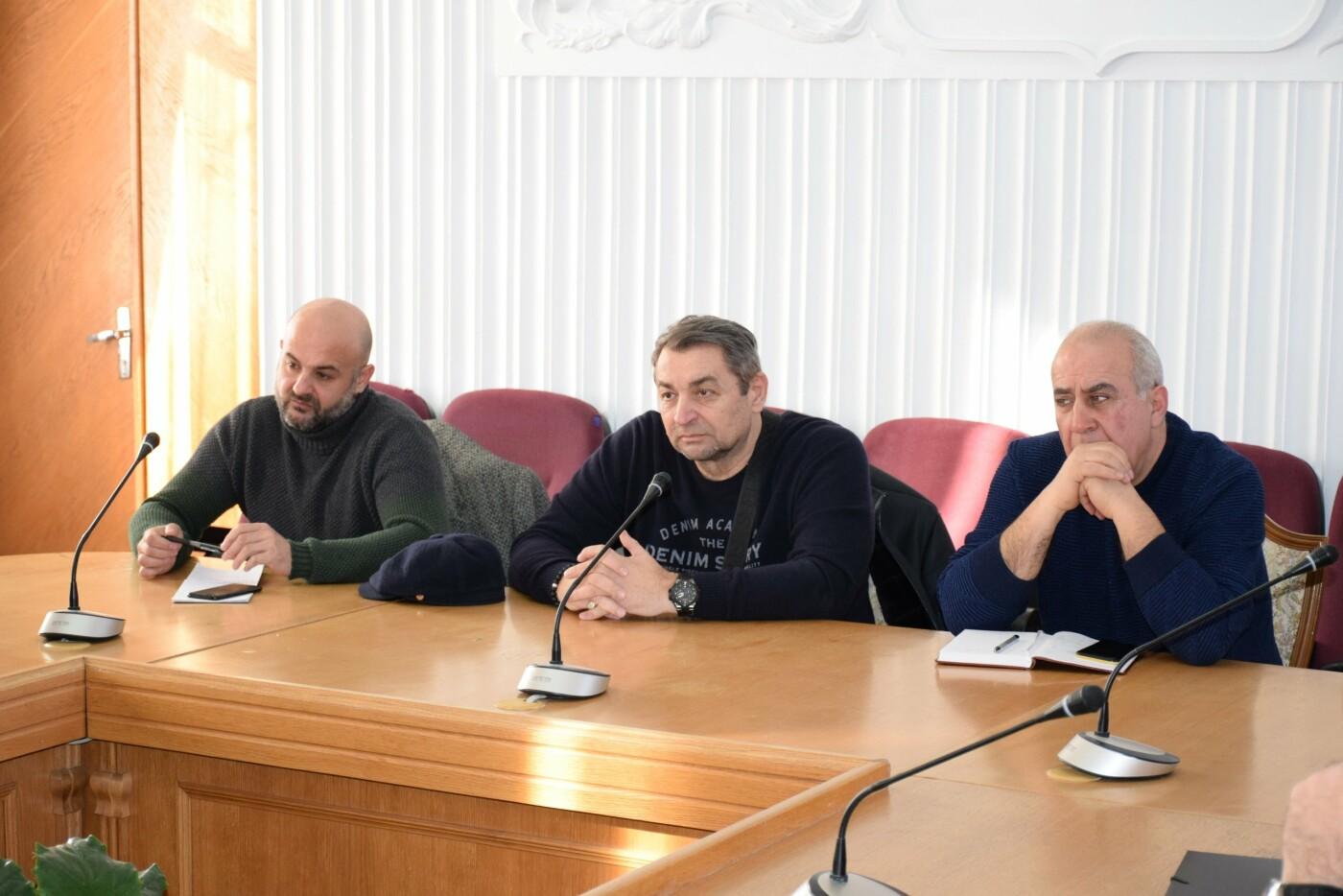 Алексей Челпанов провел рабочее совещание с предпринимателями Ялты на тему благоустройства города, - главное , фото-2