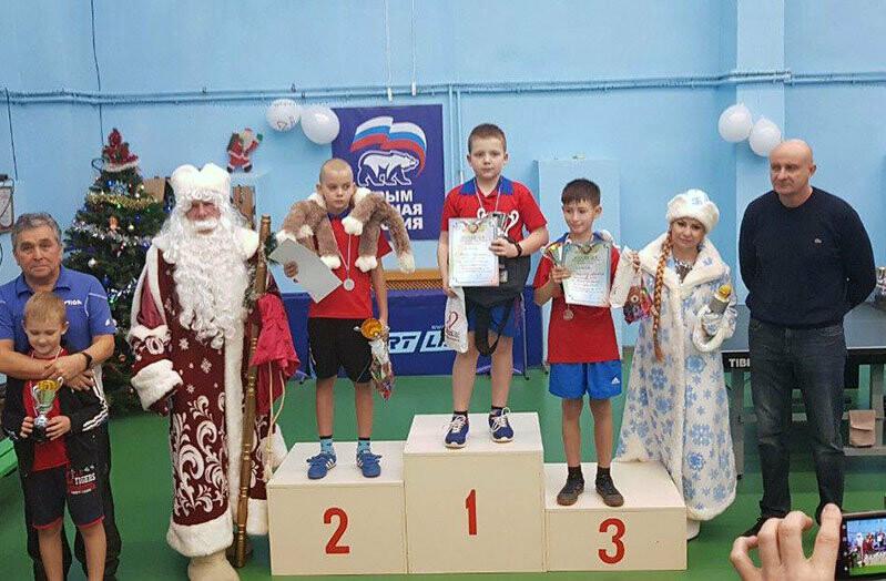 Ялтинцы выиграли 17 медалей на крупном детско-юношеском турнире по настольному теннису, фото-5