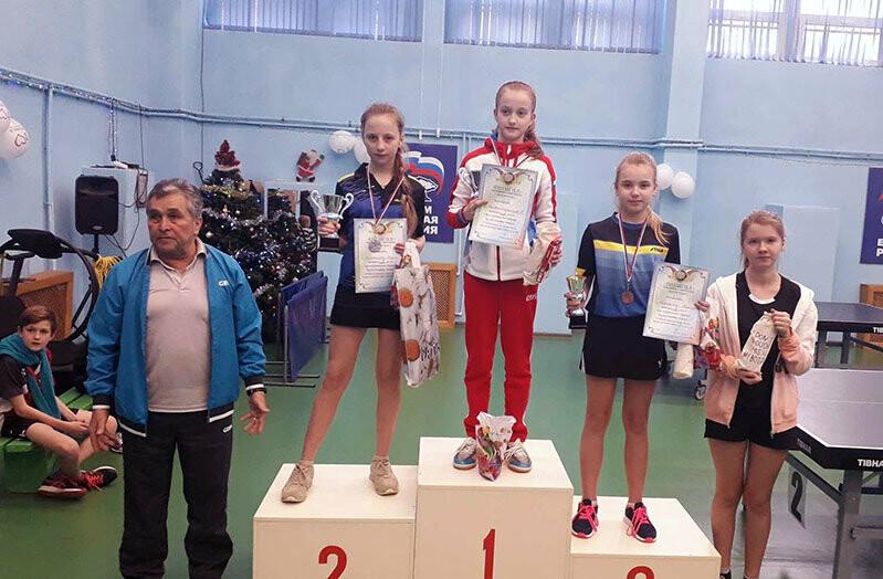 Ялтинцы выиграли 17 медалей на крупном детско-юношеском турнире по настольному теннису, фото-4