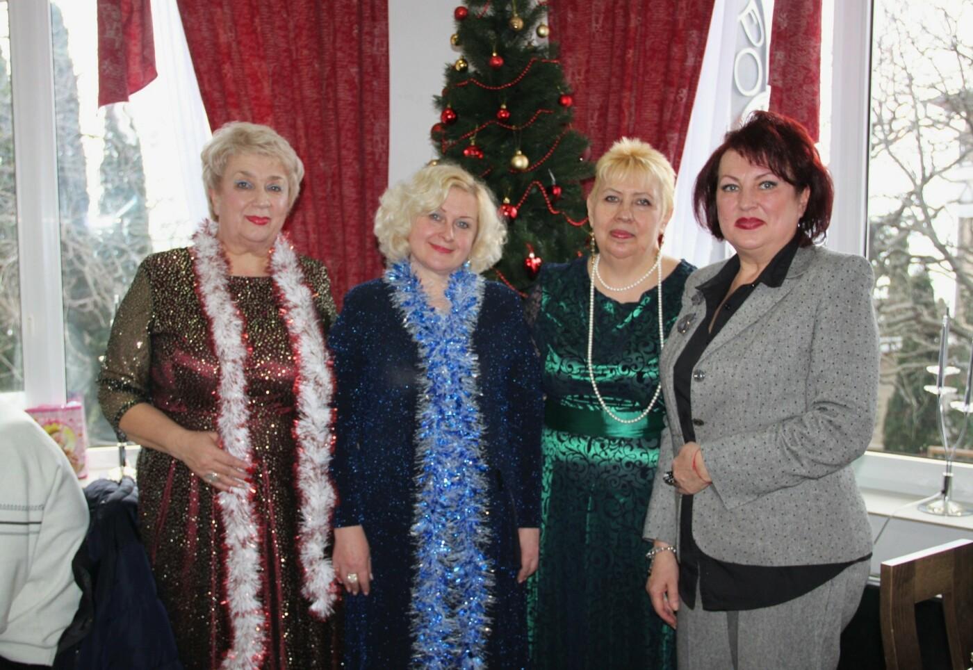 В Алупке прошел творческий вечер народного хора «Славянка», фото-3