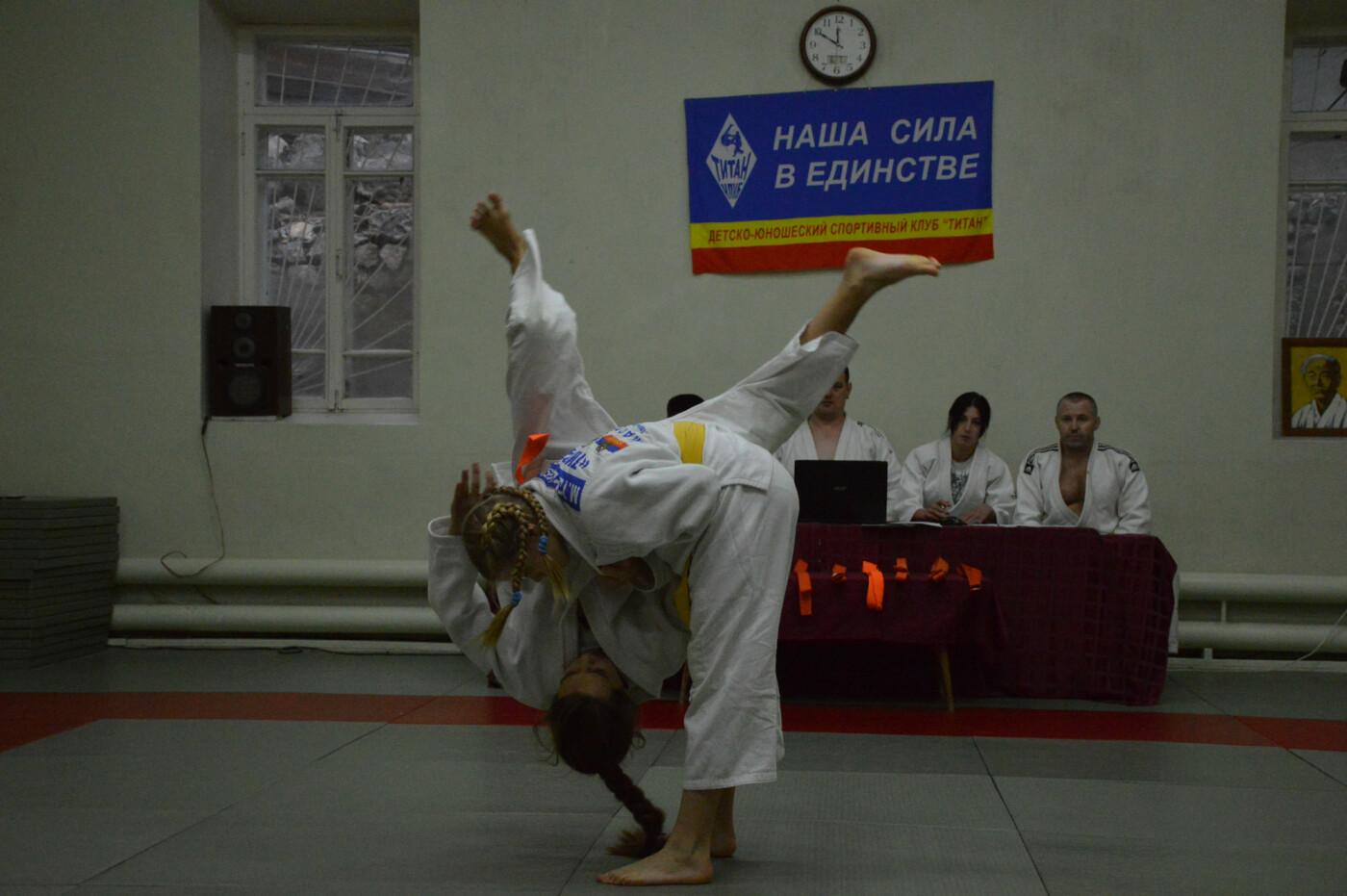 В Гаспре прошел аттестационный экзамен по дзюдо на 4 и 5 КЮ , фото-1