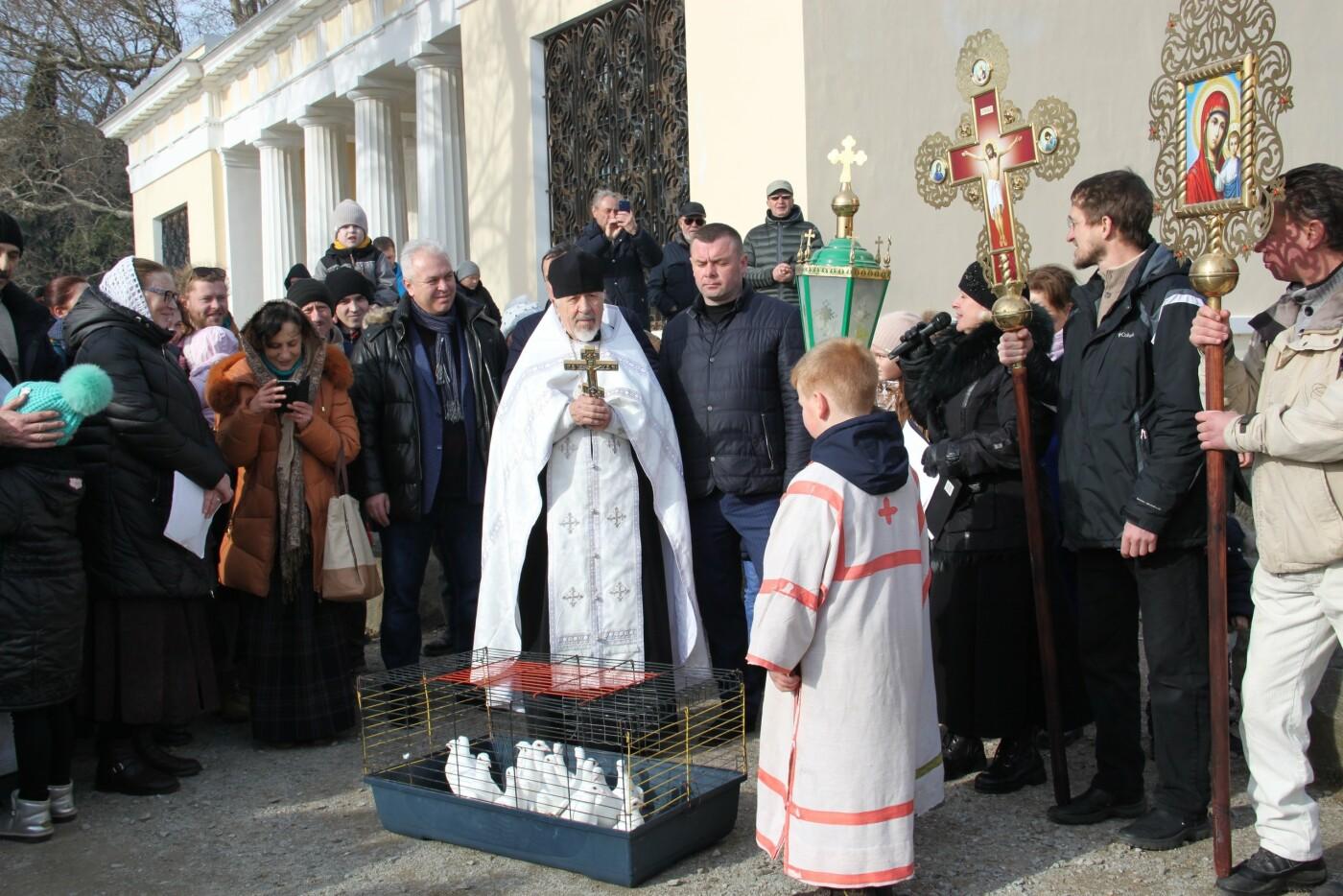 Жители ялтинского региона отметили Крещение Господне, фото-6
