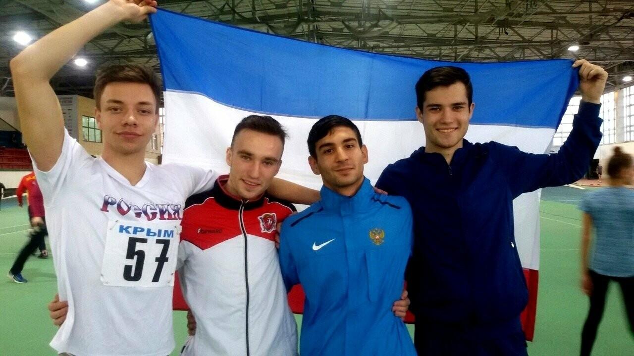 Ялтинские легкоатлеты завоевали 13 медалей на чемпионате и первенстве ЮФО в Волгограде, фото-1