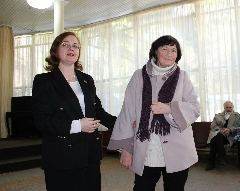 В Ялте  провели мероприятие, приуроченное к 75-летию снятия блокады Ленинграда , фото-2
