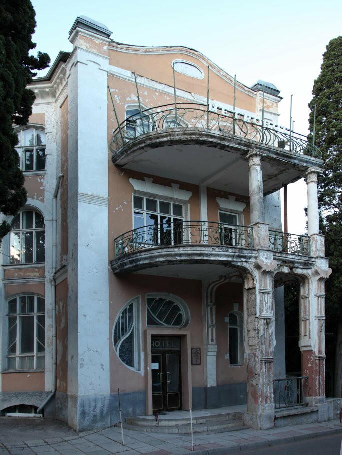 """Полуразрушенный отель """"Метрополь"""" в Ялте продан за $3 миллиона, фото-1"""