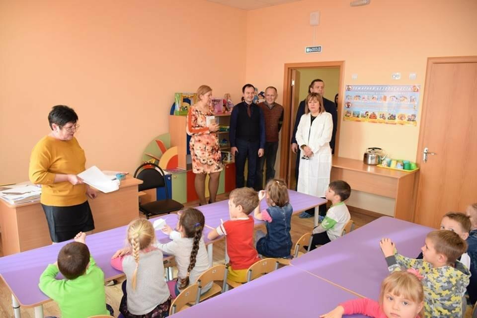 В Ялте в поселке Краснокаменка открылся новый детский сад, фото-1