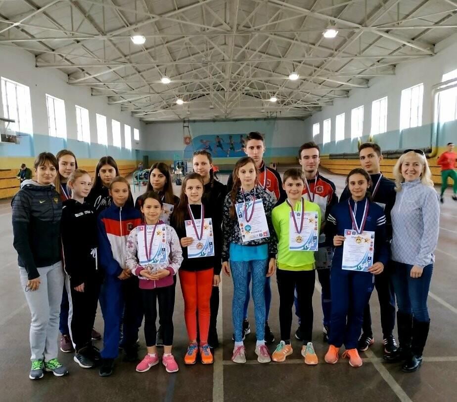 Легкоатлеты  из Ялты завоевали 10 медалей в турнире «Звезды крымского спринта», фото-1