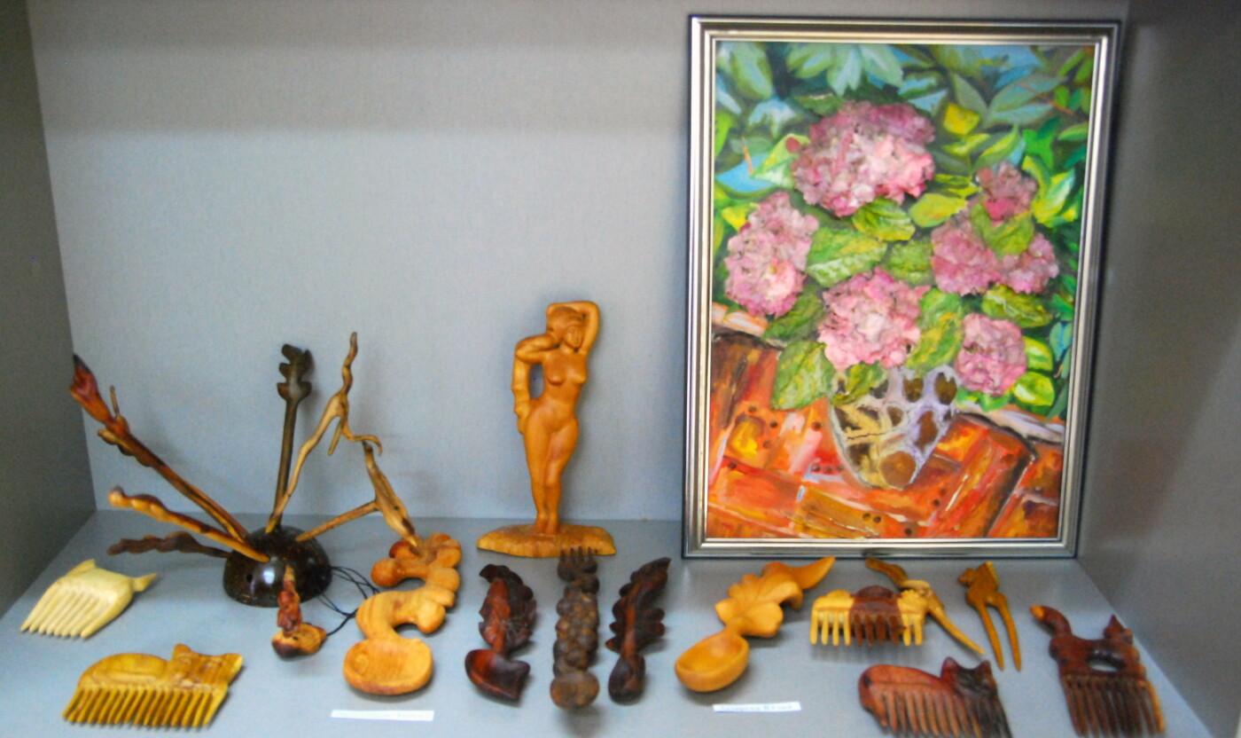 В Кореизе открылась выставка изделий ручной работы , фото-3