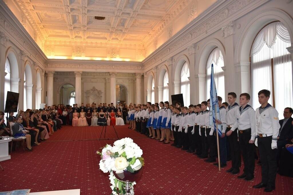 В Ялте 24 школьника получили звание юнги , фото-2