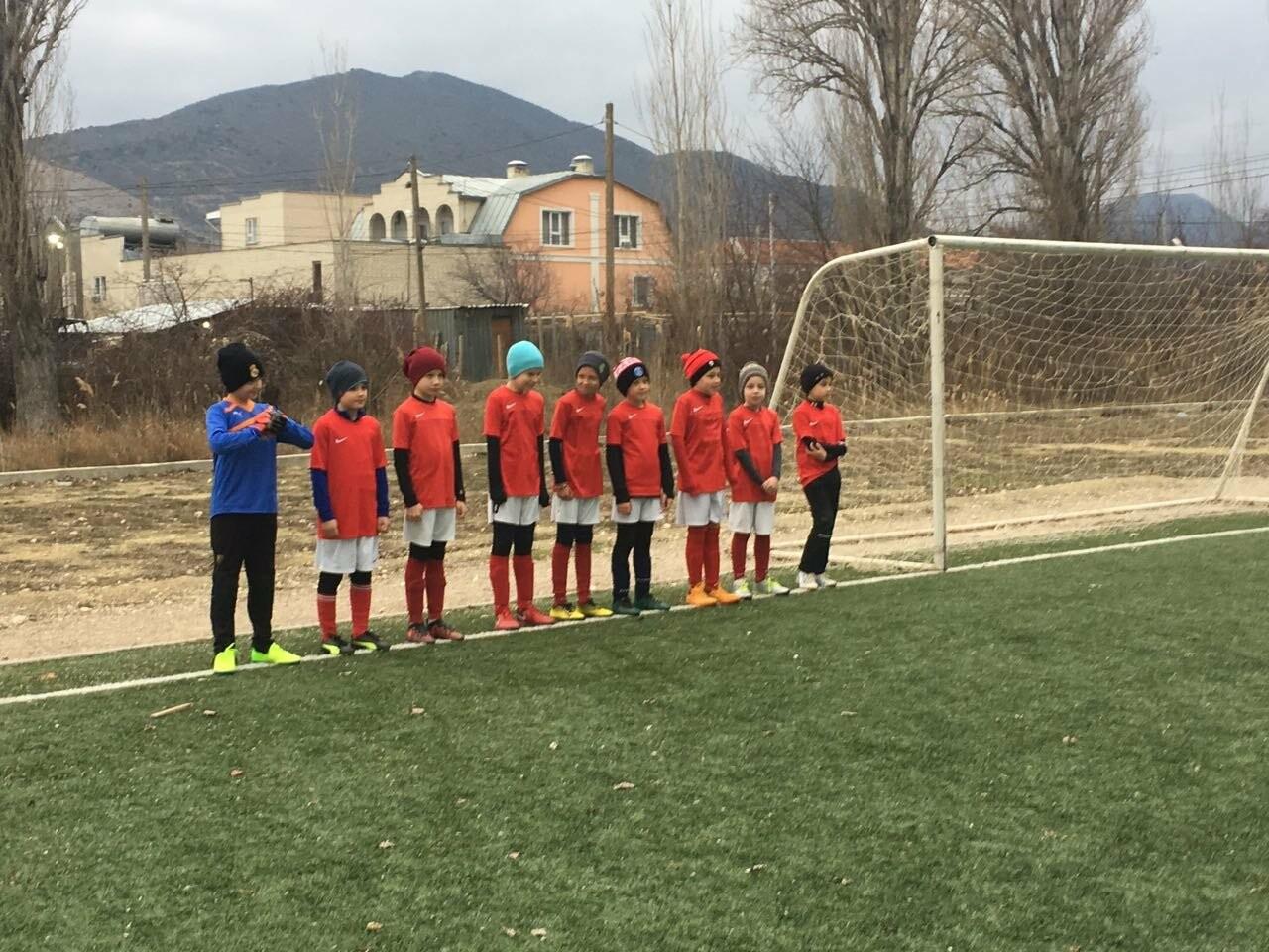 Юные футболисты из Ялты успешно выступили на турнире в Судаке, фото-2