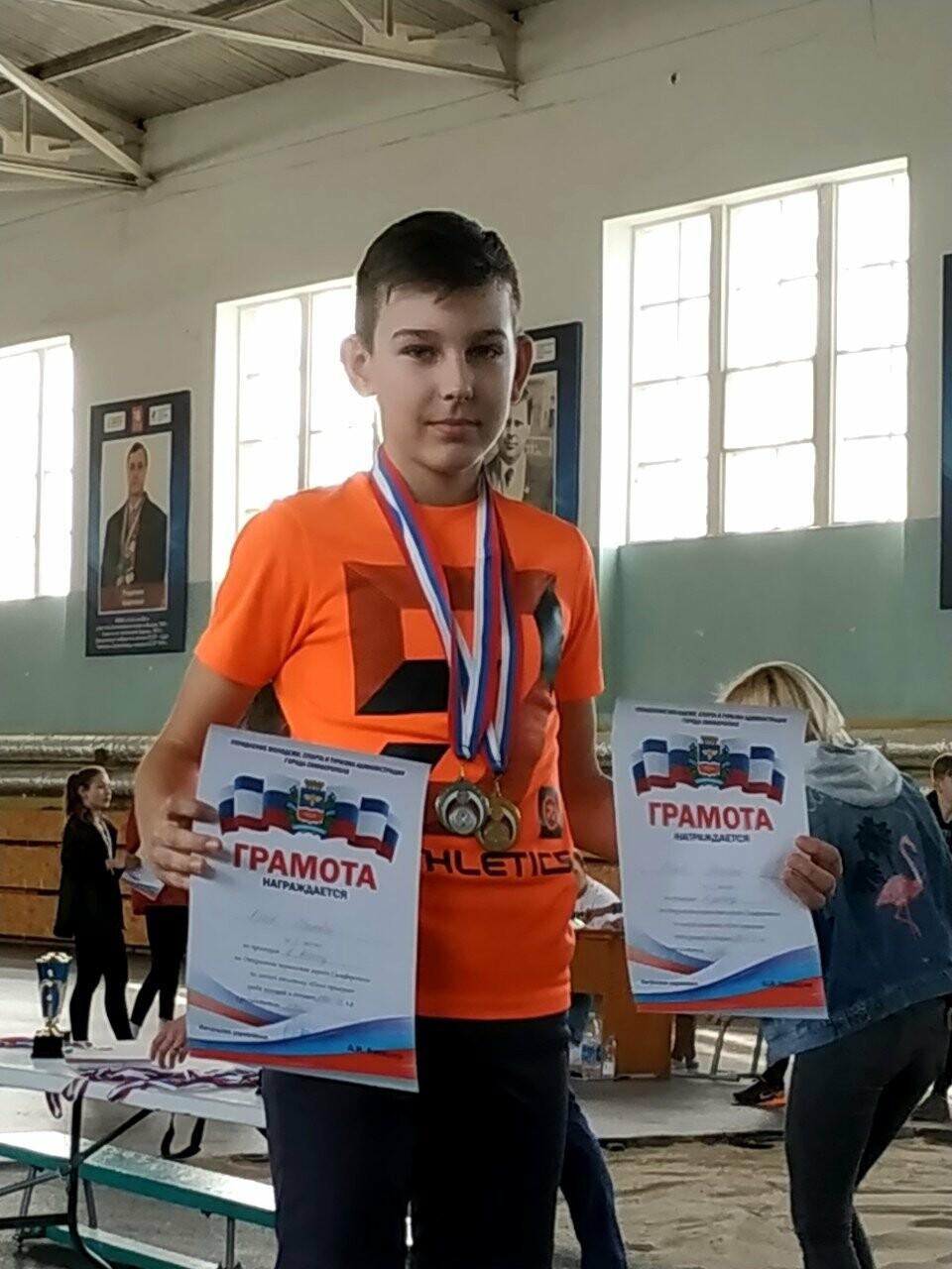 В активе спортсменов из Ялты 15 медалей соревнований по легкоатлетическим прыжкам, фото-2