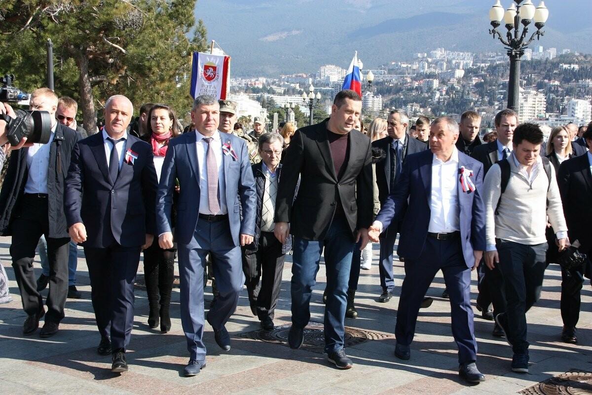 Ялту посетила делегация французских политиков, фото-2