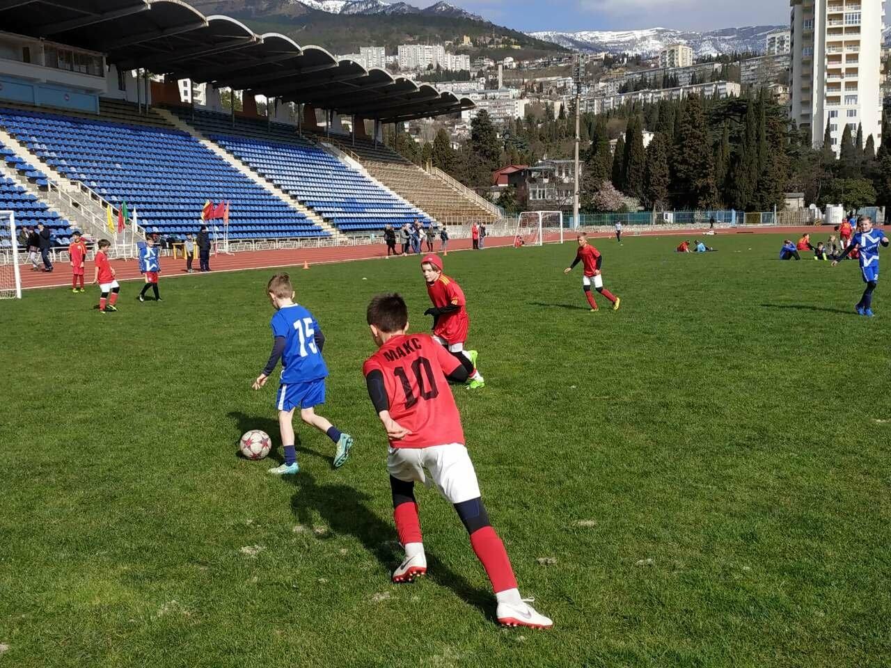 В Ялте прошел турнир по футболу, посвященный Крымской Весне, фото-2