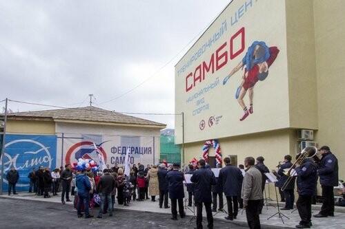 В Ялте создана новая спортивная школа борьбы им. И. С. Павленко, фото-2