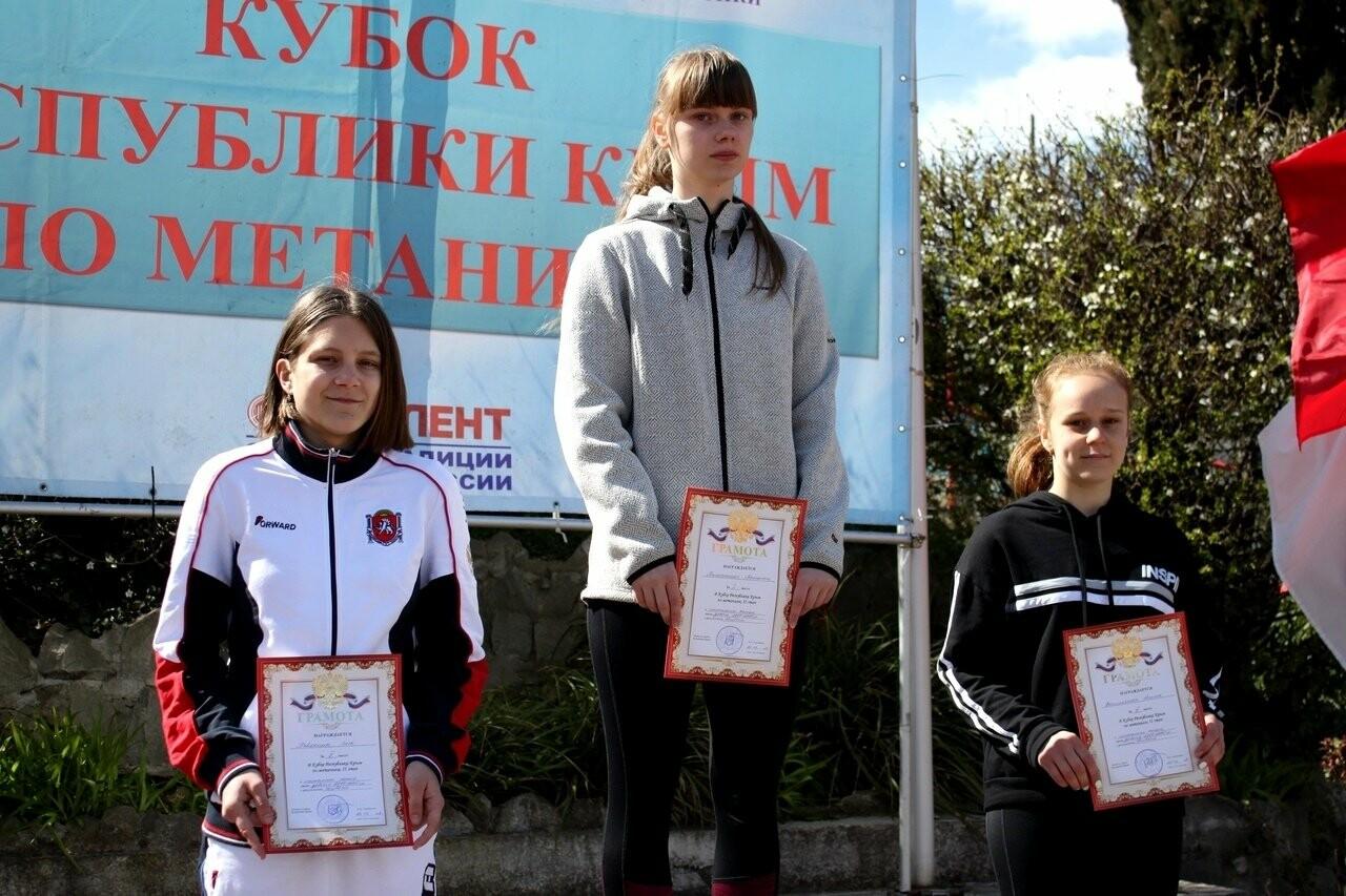 Команда из Ялты стала первой на II этапе Кубка Республики Крым по метаниям, фото-1