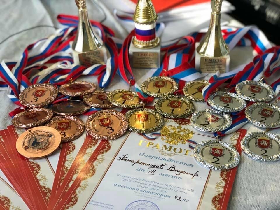 Ребята из Ялты завоевали награды Первенства Республики Крым по дзюдо , фото-1