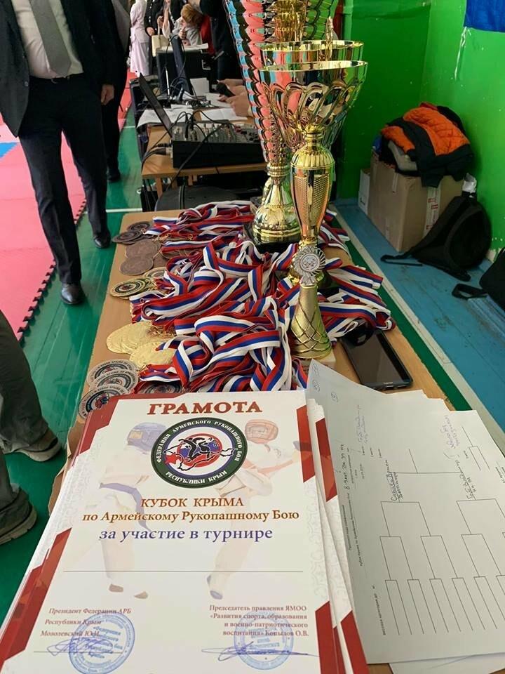 В Ялте прошел турнир по армейскому рукопашному бою, фото-2