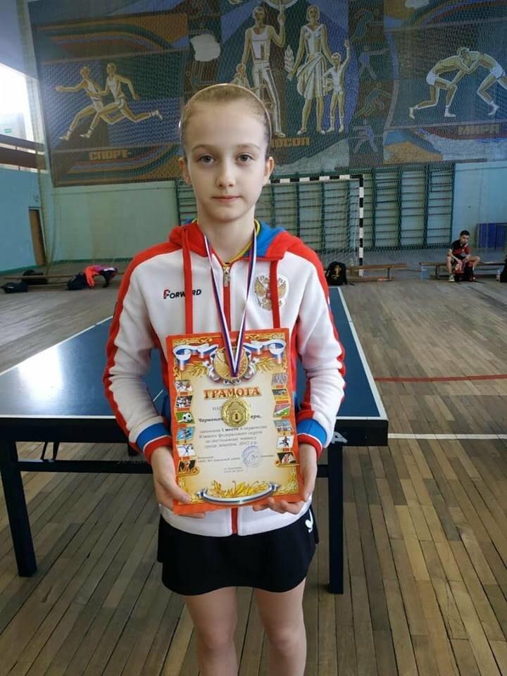 Ялтинка Вера Червонопольская - победительница Первенства ЮФО, фото-1
