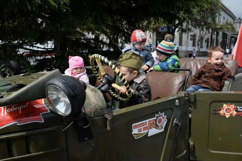 В Ялте отметили 75-летие освобождения города от гитлеровцев, фото-2