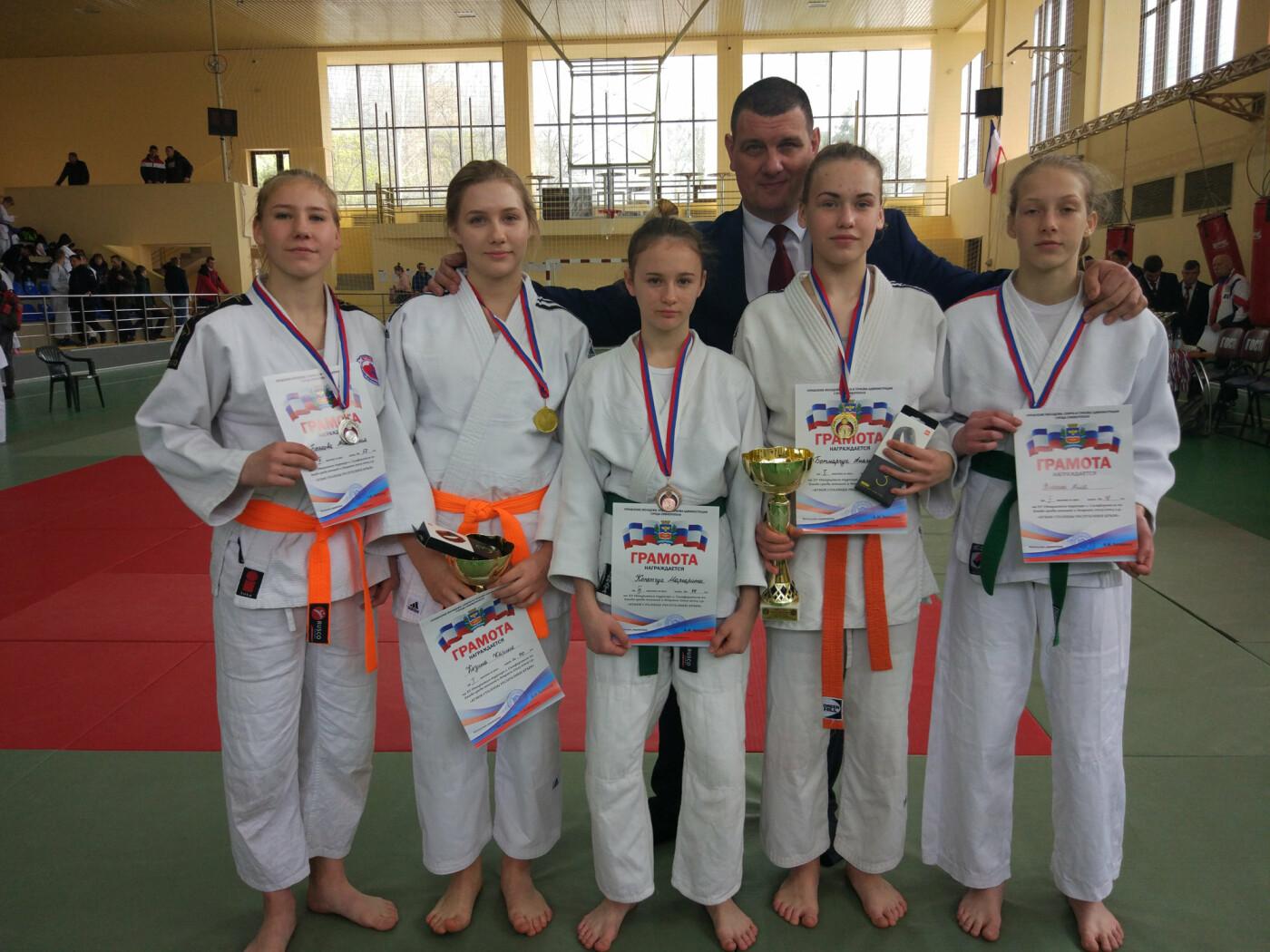 Спортсмены Ялтинской Федерации дзюдо  завоевали 8 медалей на «Кубке столицы Республики Крым», фото-1