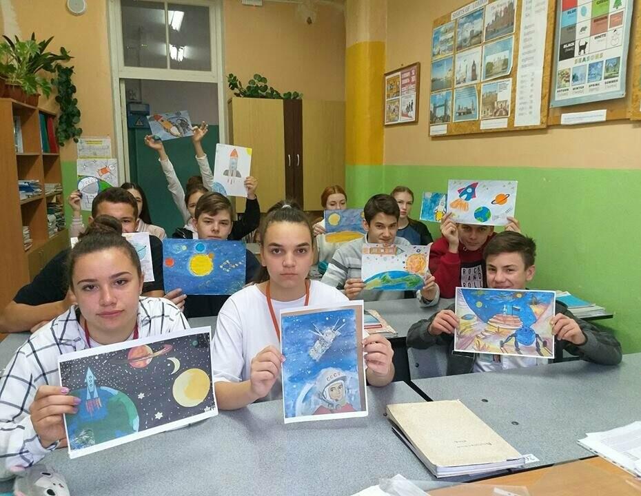 В школах Ялты прошел Гагаринский урок Космос – это мы, фото-4