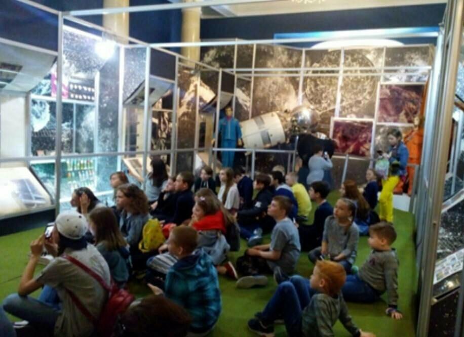 В школах Ялты прошел Гагаринский урок Космос – это мы, фото-3
