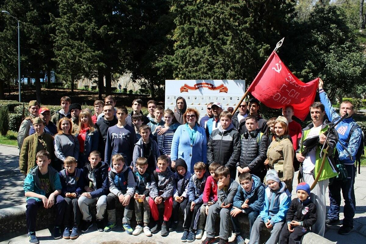 В Ялте провели Всекрымский забег «Спасибо за Мир!»  , фото-1
