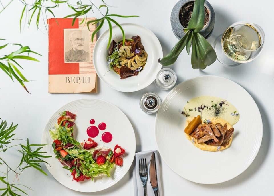 В Ялте ресторан «Verdi» стал единственным участником крупнейшего гастрофестиваля России , фото-1
