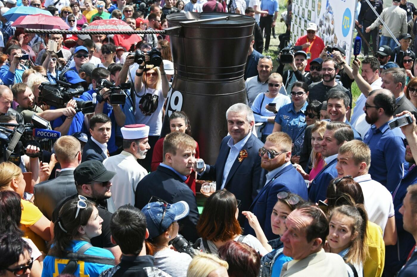 Ялта заняла второе место на лучший крымскотатарский национальный павильон праздника «Хыдырлез», фото-4