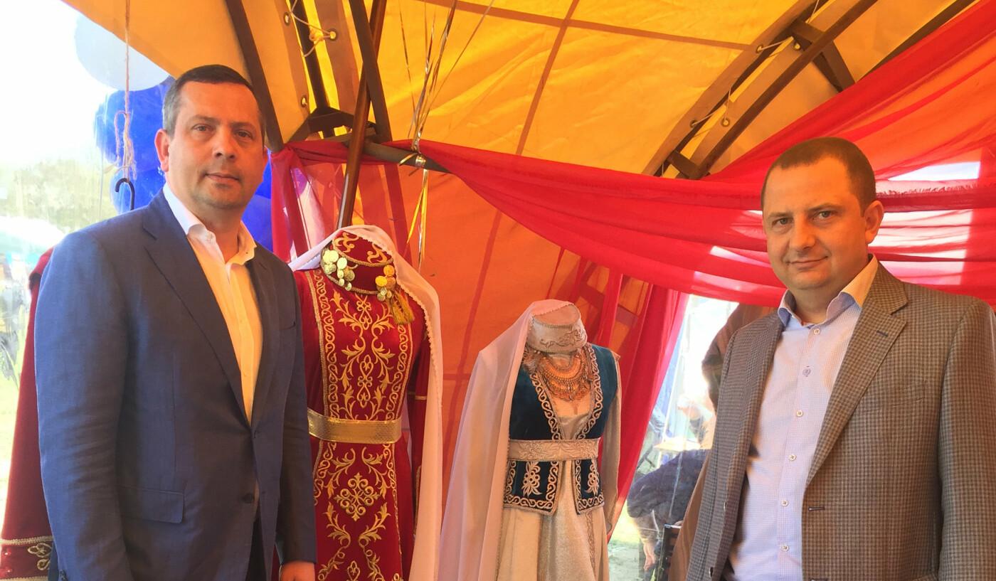 Ялта заняла второе место на лучший крымскотатарский национальный павильон праздника «Хыдырлез», фото-2