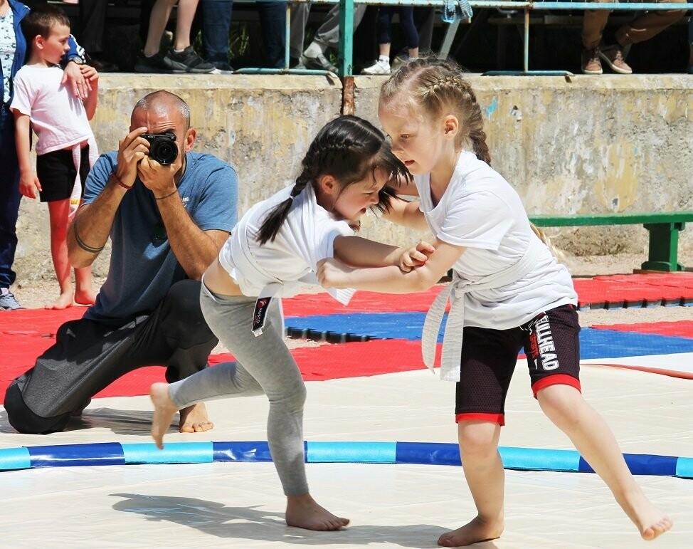 В Ялте прошел турнир по сумо «Победа», приуроченный к 9 Мая , фото-1